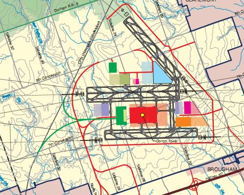 From the Pickering Airport Draft Plan Report